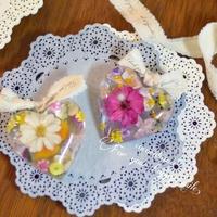 【order】Heart Flower paper weight