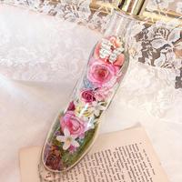 """花ギフト   """"ガラスの靴"""" Cinderella Flower pink rose"""