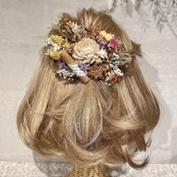 cocorohana Hair Accessory 乙木花枝シリーズ  #7