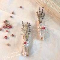 スマッジスティックwhitequartz&lavender