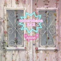 """cocorohana BAR フラワーデモンストレーション 1月""""Wreath"""""""