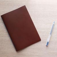 裏紙ノート - Lサイズ(ブラウン)