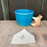 足田メロウ 猫のマグカップ#4