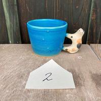 足田メロウ 猫のマグカップ#2