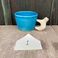 足田メロウ 猫のマグカップ#1