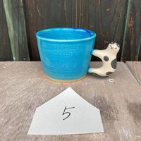 足田メロウ 猫のマグカップ#5