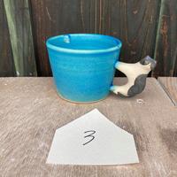 足田メロウ 猫のマグカップ#3