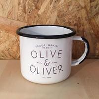 Olive & Oliver  MUG