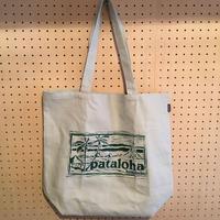 Pataloha Garved Logo Canvas Bag