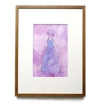 伊津野果地「A Ghost」 紫