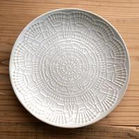 sen/Doily plate LL