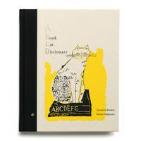 『A Book Cat Dictionary』トラネコボンボン