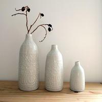 sen/Doily vase L