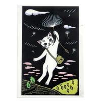 片岡まみこ「旅猫」クリアファイル