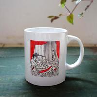 阿部結「不貞」マグカップ