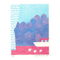 芳野「森の海」*シート