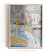 nakaban + 植田真 作品『水景』