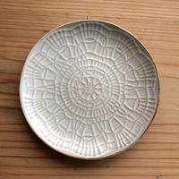 sen/Doily plate L