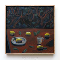nakaban「庭のテーブル」