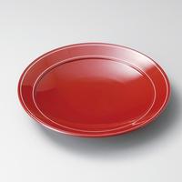 パスタ皿(赤)