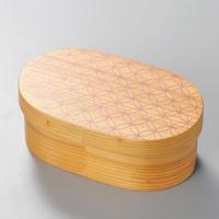 七宝 日本の弁当箱 小判