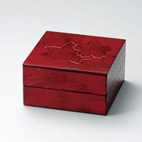 色紙春秋布張 70二段オードブル(根来)