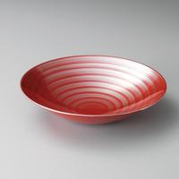 銀の波 フリーボールL(赤)