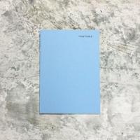 大人の時間割帳(日付なし・見開き2週間)1冊