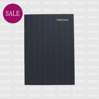 【SALE】B品・大人の時間割帳(日付なし・初回生産分)1冊
