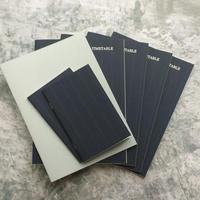 【先行予約特典付きC】大人の時間割帳(日付なし)4冊・メモ帳2冊・1か月用1冊のセット