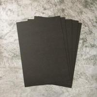 エースボールブラック 400g/m2 A4ノビ(カット紙)5枚入