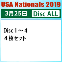 USA Nationals 2019 / 2019年3月25日  Disc ALL