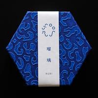 瑠璃RURI(ヴィーガンボンボンショコラ) 6個入り