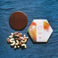 PAN カシューミルクチョコレート
