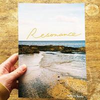 アートブック「Resonance」/ひびきあうせかい[パンフレット]