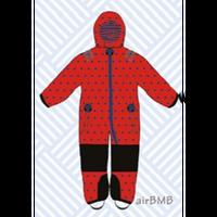 ducksday Toddler snow suit airBMB (98-104cm ~ 110-116cm )