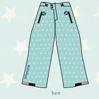 ducksday Lined winter pants  Ben  ( 8y / 10y / 12y )