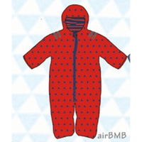 ducksday Baby snow suit airBMB (74cm ~92cm )