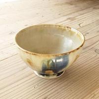 花模様飯碗 by 岡本芳久