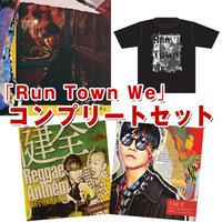【TAK-Z】「RUN TOWN WE」コンプリートセット(スペシャルセットプライス)