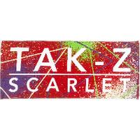 【TAK-Z】 TOWEL -SCARLET- (RED)