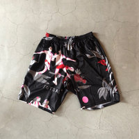 SULLO ALOHA SHORTS  (2color)