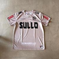SULLO RUSTIC S/S PRA SHIRT  (2color)