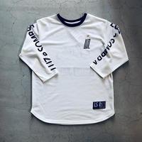 LUZeSOMBRA INHERIT the KANOKO 7sleeve shirt (3color)