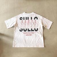 SULLO BIG SILHOUETTE BOB BOYS TEE  (2color)