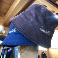 SULLO CORDUROY BUCKET HAT  (2color)
