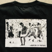 NOSSO SENHOR DO PARAISO Addicted to Football Sadness Tee(2color)