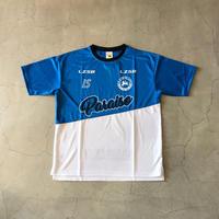 LUZ eSOMBRA FUTEBOL PARAISO CLUBE PRA-SHIRT  (2color)
