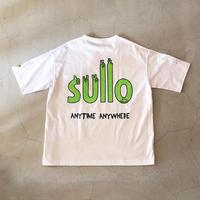 SULLO BIG SILHOUETTE L&P TEE  (2color)