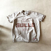 SULLO DUCKTAIL TEE  (2color)